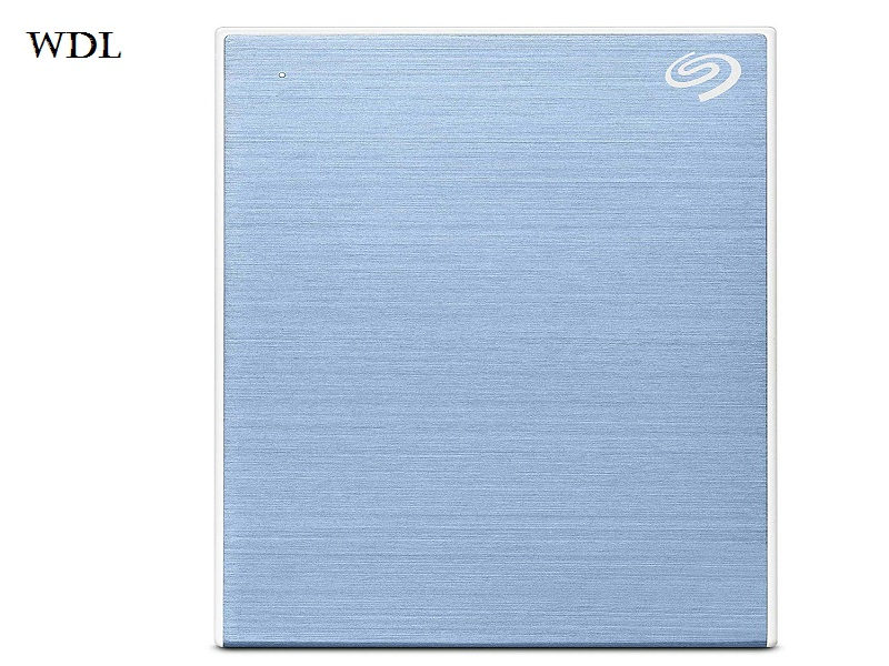 Seagate Backup Plus Slim 2 TB External Hard Drive Portable HDD