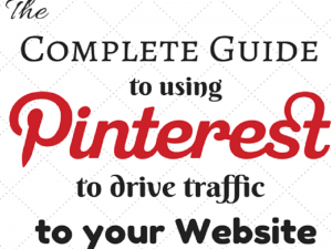 guide-to-generate traffic from Pintrest