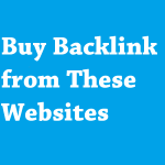 buy backlink from these websites