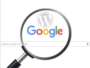 Google Custom Search In A WordPress