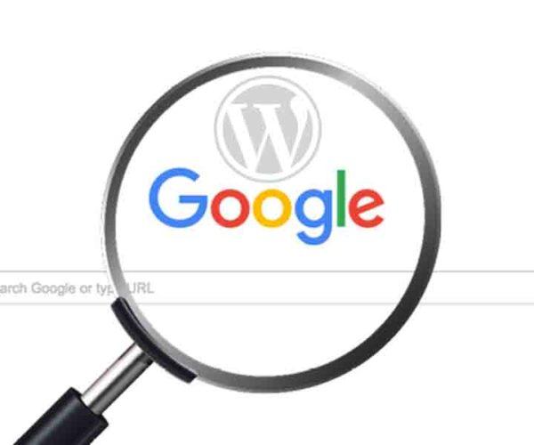 Google Custom Search In A WordPress